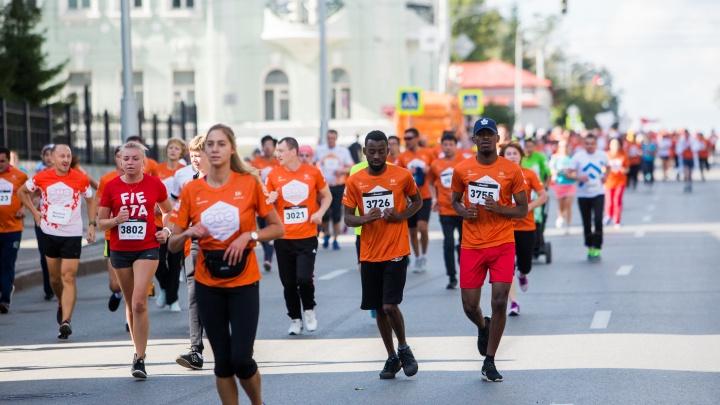 Три дня до старта:Уфимский международный марафон — 2018 пройдет уже в это воскресенье