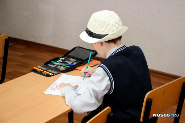 По словам омички, родителям, которые выбрали семейную форму обучения, лучше составить расписание занятий, как в школе. Фото из архива