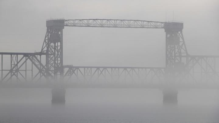 Возможны туманы: первая половина недели в Архангельске пройдет без дождей