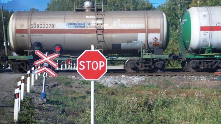 В микрорайоне Лечебный по ночам будут закрывать на ремонт железнодорожный переезд