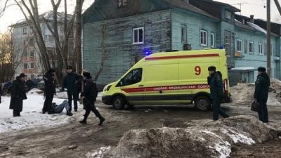 Следственный комитет возбудил дело после гибели четырехлетнего ребенка в пожаре в Архангельске