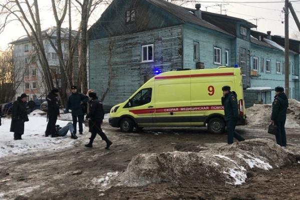 Мальчик скончался в машине скорой помощи по пути в больницу