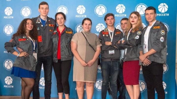 Более 2000 бойцов студотрядов прошли практику на российских энергообъектах