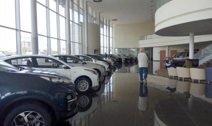 В Красноярском крае резко увеличился спрос на подержанные машины