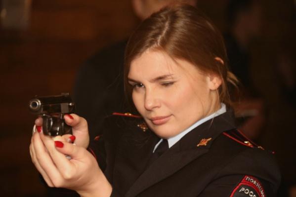 Конкурс по стрельбе из пистолета Макарова