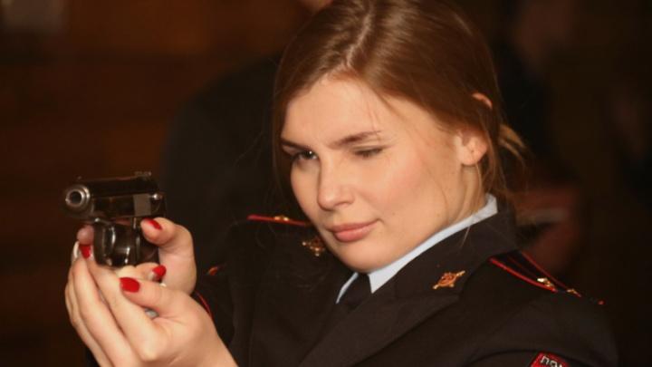 В Новосибирске выбрали 10 самых красивых сотрудниц полиции