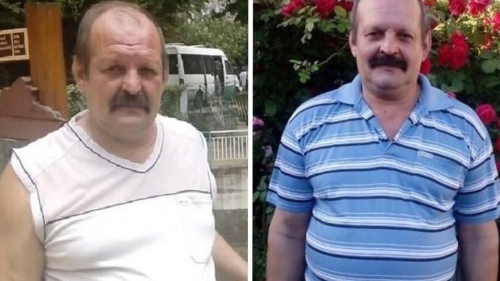 В Ростовской области пропал 56-летний мужчина