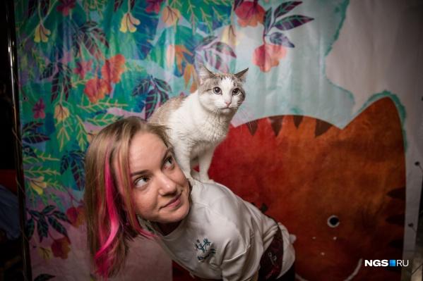«Варежка» помогает пристроить бездомных животных