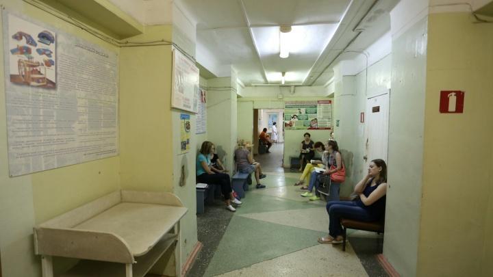 Отдельные входы и игровые комнаты: для детской поликлиники в Челябинске выделили новое помещение
