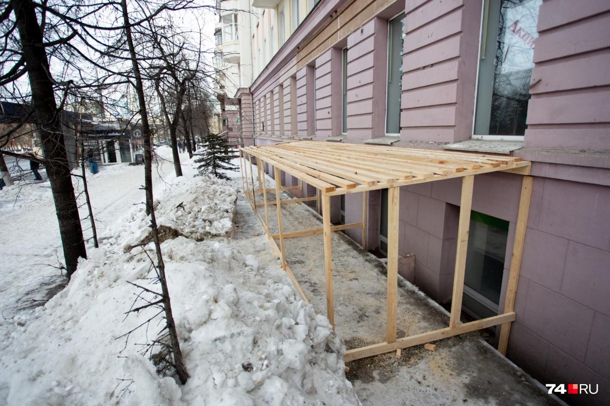 Комитет по охране объектов культурного наследия разрешил изменить фасад