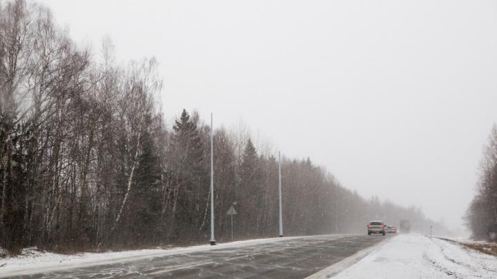 Занос, встречка, удар... На трассе в Ярославской области в ДТП погиб человек