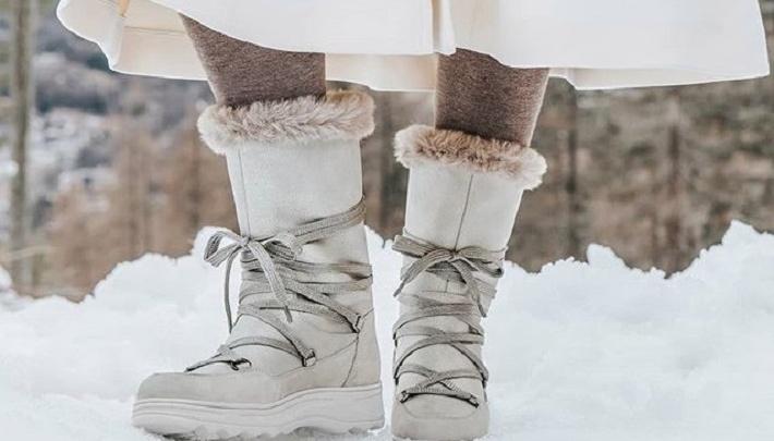 Омичи смогут купить теплую обувь Geox со скидкой до 50%