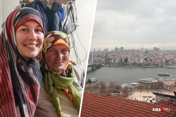 Ксения оказалась в восторге от турецких женщин: они засыпают ее комплиментами
