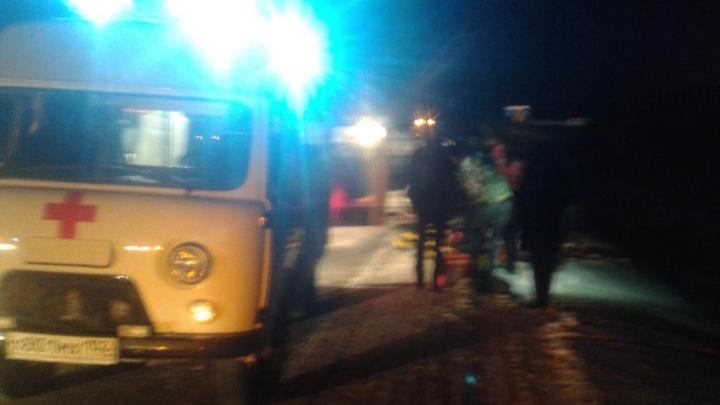 Три человека погибли и пятеро пострадали в лобовом столкновении в Башкирии