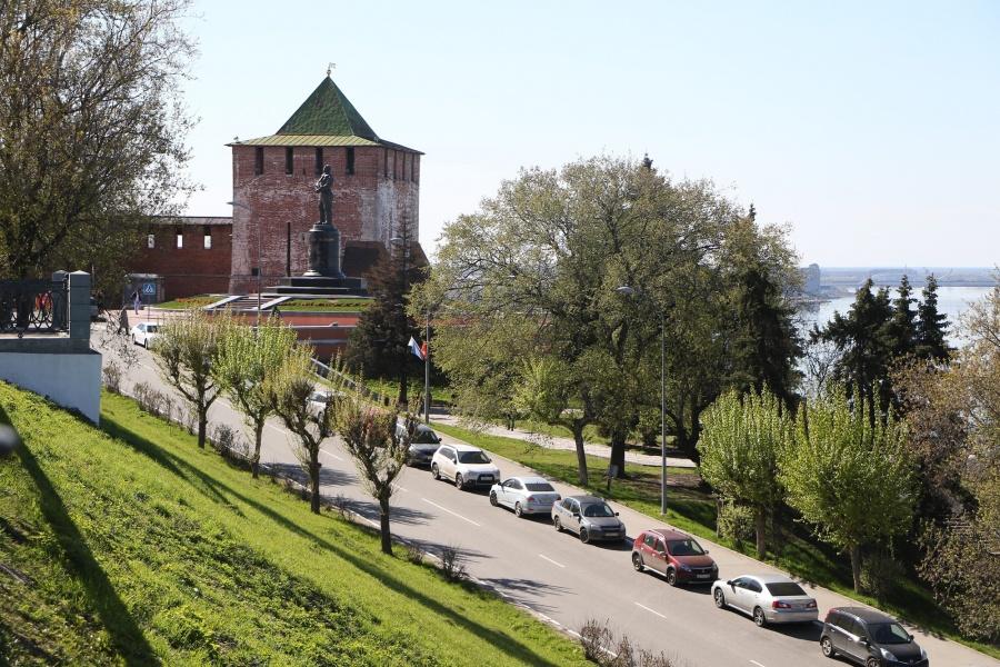 ВНижнем Новгороде перекроют одну изцентральных улиц