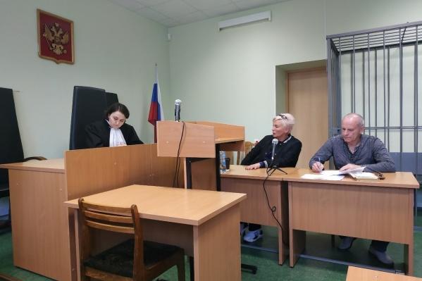 6 июня Анне Шекаловой дали пять суток ареста, 10 июня — еще пять