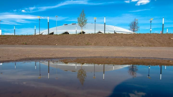 В Барбошином овраге построят резервуар для сбора дождевой воды со стадиона «Самара Арена»