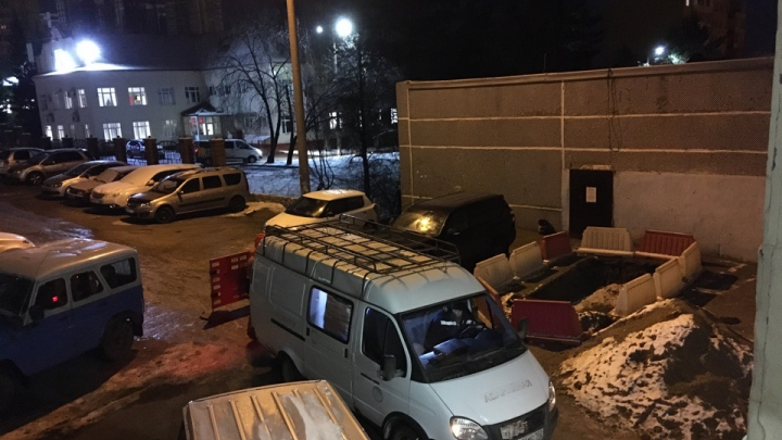 В Уфе из-за аварии целый микрорайон остался без воды
