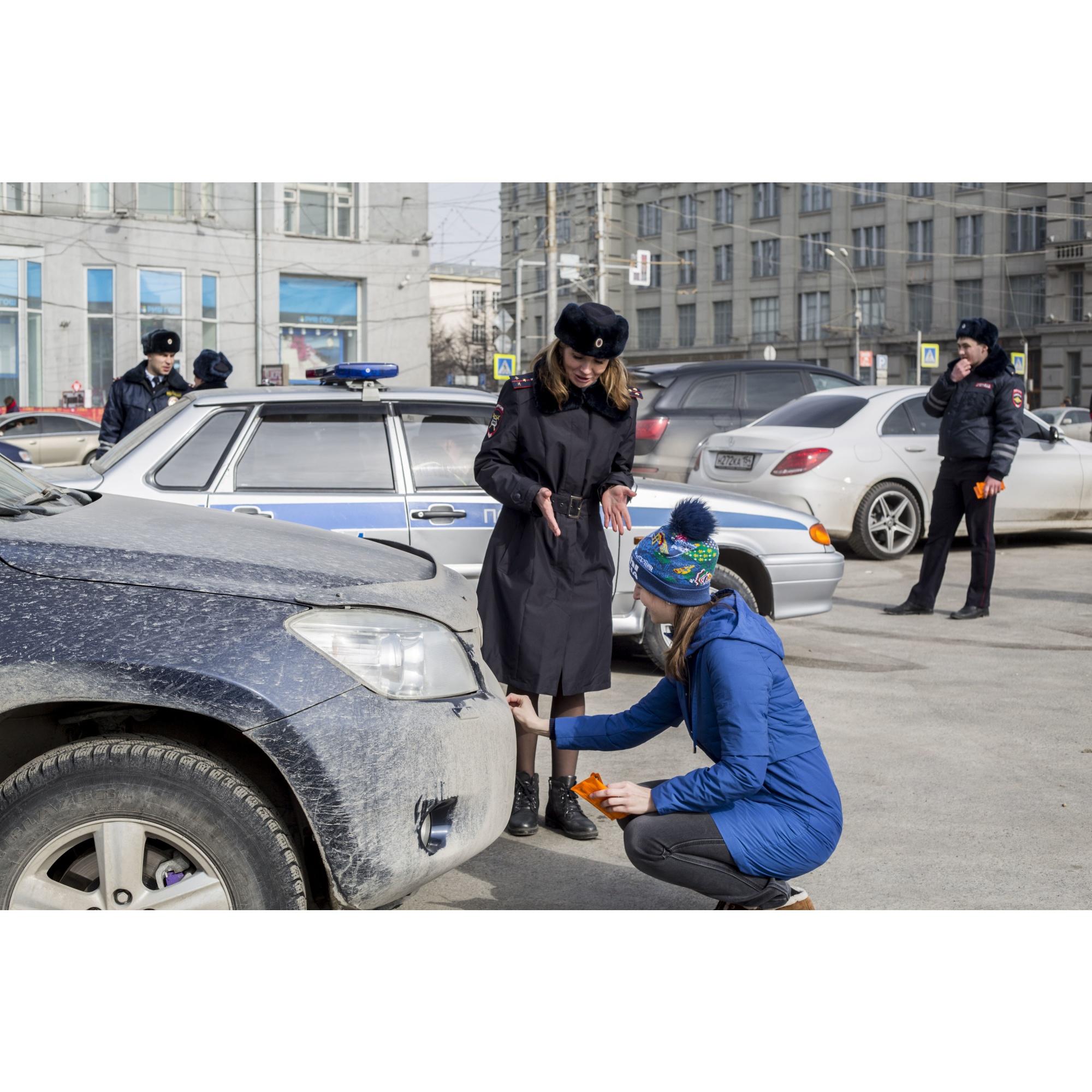 Автоинспекторы обращают внимание не только на грязные знаки, но и на те госномера, в которые владельцы могли внести незаконные изменения