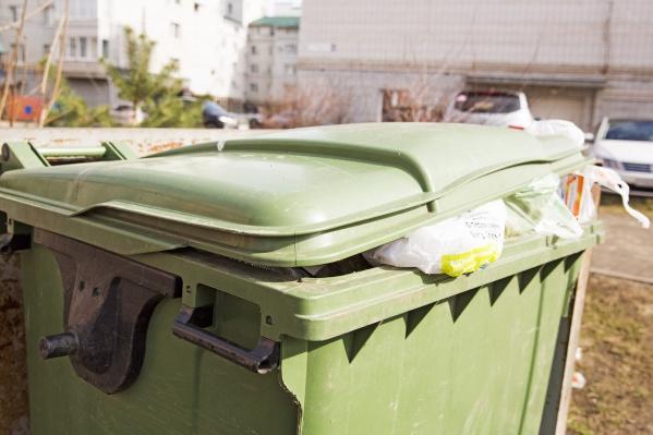 С октября ярославцы по-новому платят за вывоз мусор