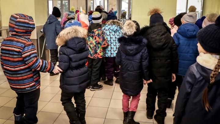 30 школьников в Нижегородской области отравились газом