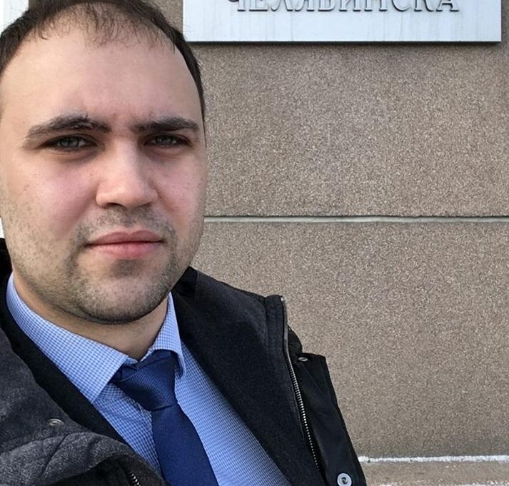 Ярослав Щербаков подал документы в последний день приёма заявок