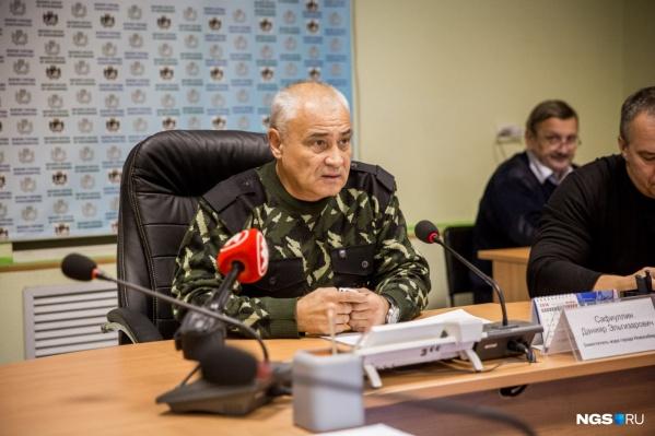 Данияр Саффиулин занимал должность заместителя мэра с 2012 года