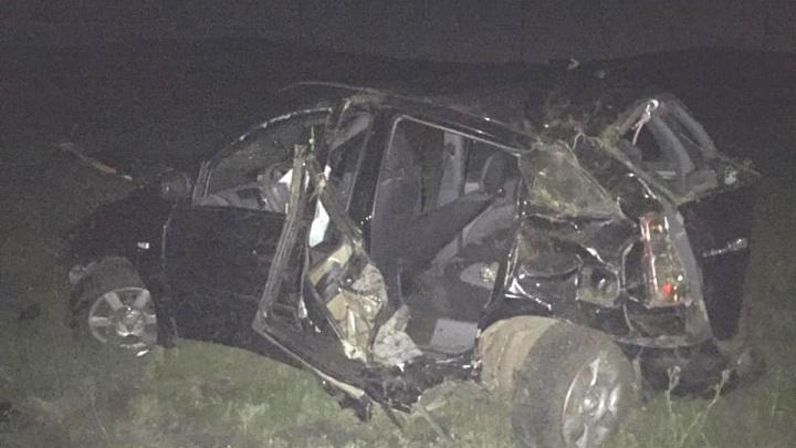В Башкирии улетел в кювет Hyundai Matrix: погибла 18-летняя девушка