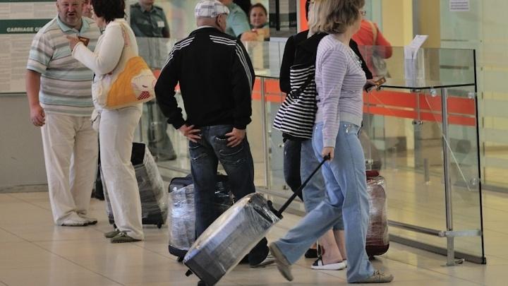 """Всё равно на """"Т"""": авиакомпания отправила чемоданы свердловчанина вместо Туниса в Таиланд"""