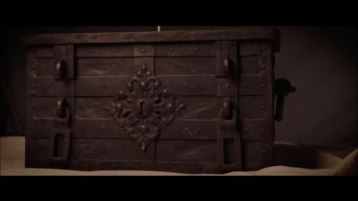 В Краеведческом музее нашли сундук работы европейского мастера