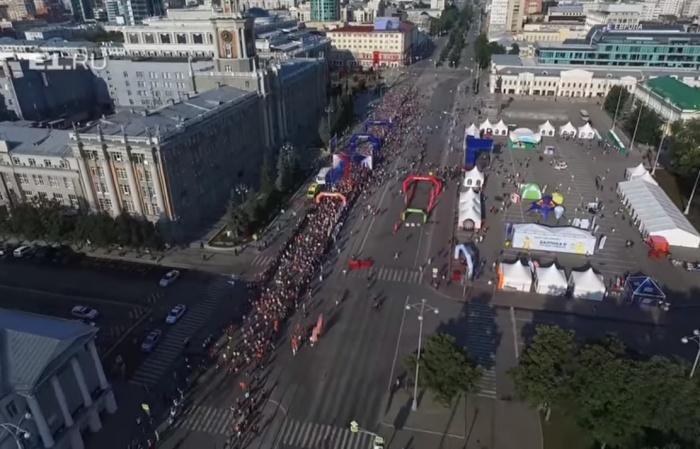 На марафон зарегистрировались тысячи участников