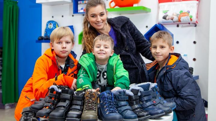 Распродажа фирменной обуви со скидками до 70% стартовала в Нижнем Новгороде