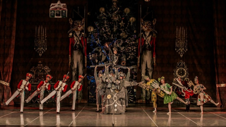 Куда сходить в выходные в Кургане: от балета до концерта Роя Янга в афише двух дней от 45.RU