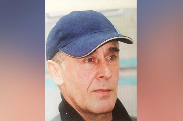 Валерий Андреев пропал 13 декабря