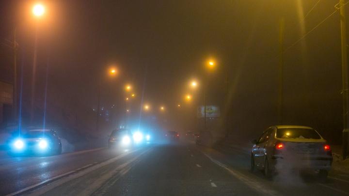 Четверо замерзали в заглохших в дороге у Дивногорска машинах