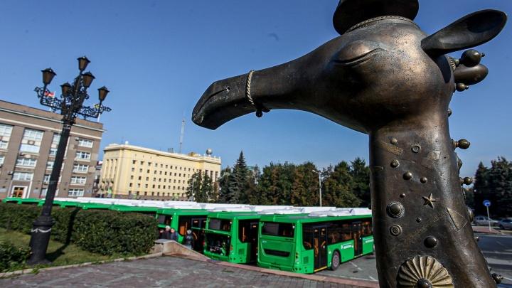 Наталья Котова рассказала, когда Челябинск получит новые автобусы