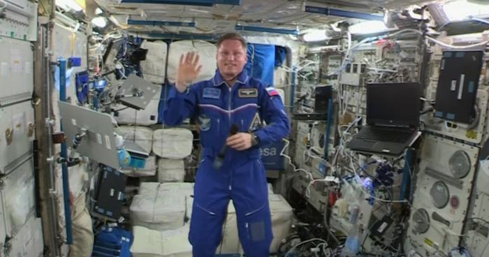Сергей Прокопьев рассказал, что ему приснился сон, который видели практически все космонавты