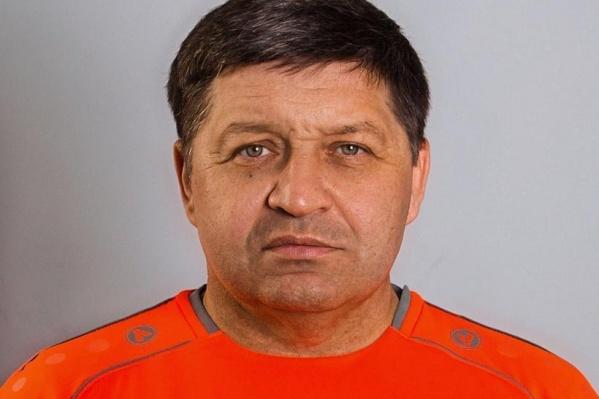 Пост главного тренера «Новосибирска» занял Сергей Кирсанов