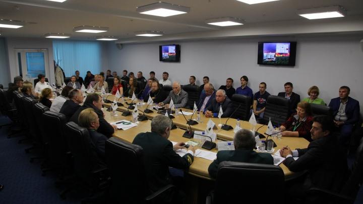 Депутаты Госдумы и эксперты ЛПК съедутся на выставку «ЭКСПОДРЕВ» в Красноярск