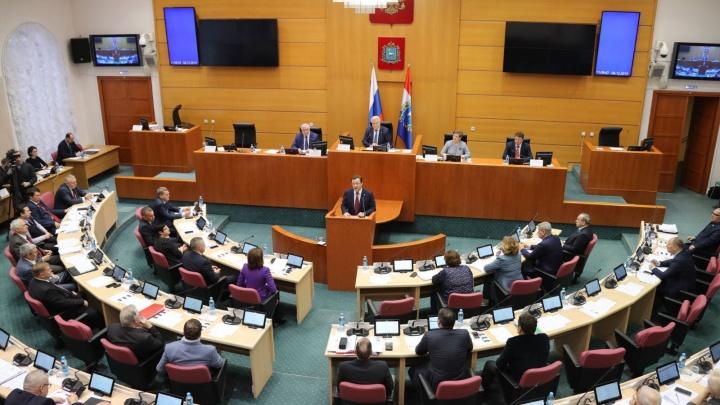 В следующем году в региональный бюджет поступит на 7 миллиардов рублей больше, чем в 2019 году