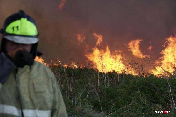 Неосторожность в обращении с огнем может привести к таким последствиям