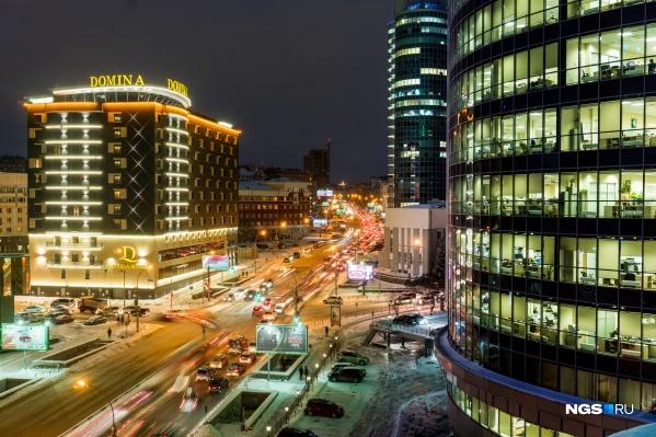 Минфин назвал основные статьи расходов для Новосибирска