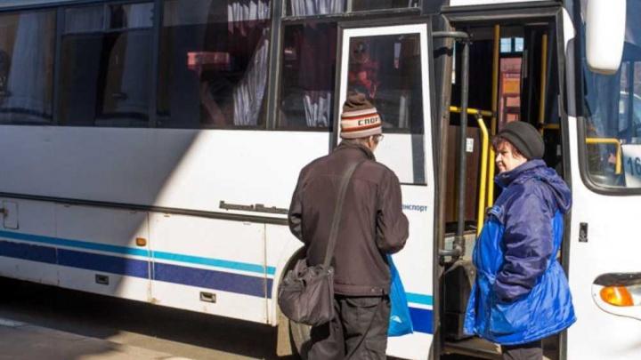 В Ярославской области четыре автобуса будут ходить под одним номером