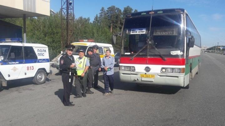 Лучше пристёгивайтесь: в Екатеринбурге ГИБДД оштрафовала трёх пассажиров автобусов