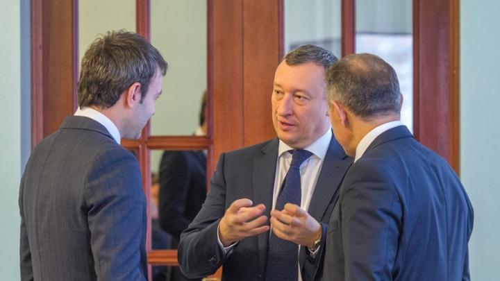 Зампредседателя правительства извинился перед болельщиками за игру «Крыльев Советов» с ЦСКА
