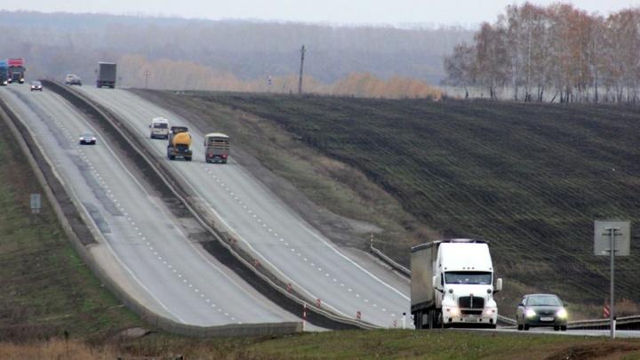 На трассе М-5 Урал в Башкирии отремонтируют еще один мост
