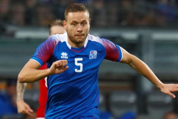 Контракт с исландцем будет заключен на четыре сезона