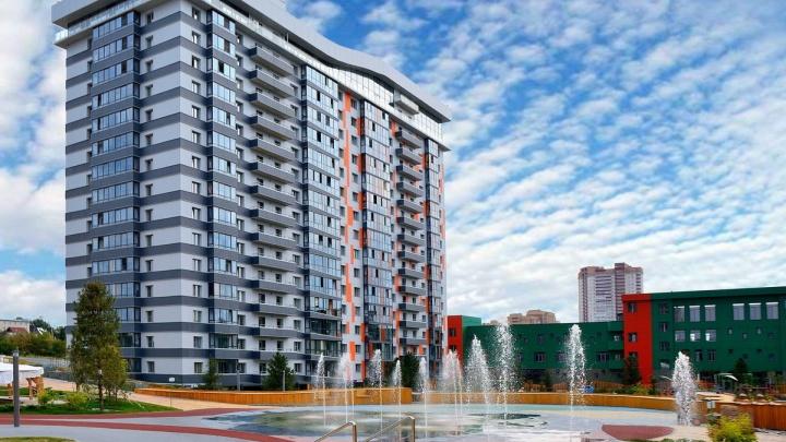 Жить на правом: застройщики предлагают квартиры в ипотеку от 6350 рублей в месяц и ипотеку от 6 %