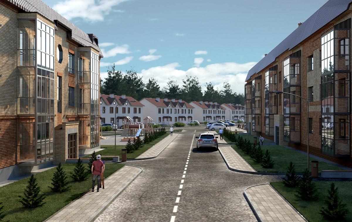 Разобрали за неделю: квартиры в новом микрорайоне за 10 тысяч рублей в месяц