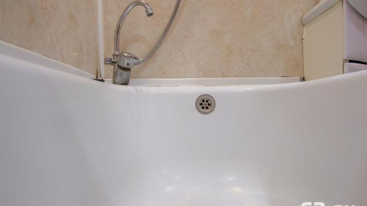 «Принимайте душ вдвоем»: коммунальные службы Самары объяснили уменьшение напора воды в домах